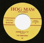 "7"" ✦ THE ORBITUNES ✦ ""Down To A ""T""/ Sweep You Off"" Fantastic Wild Rock'n'Roll ♫"